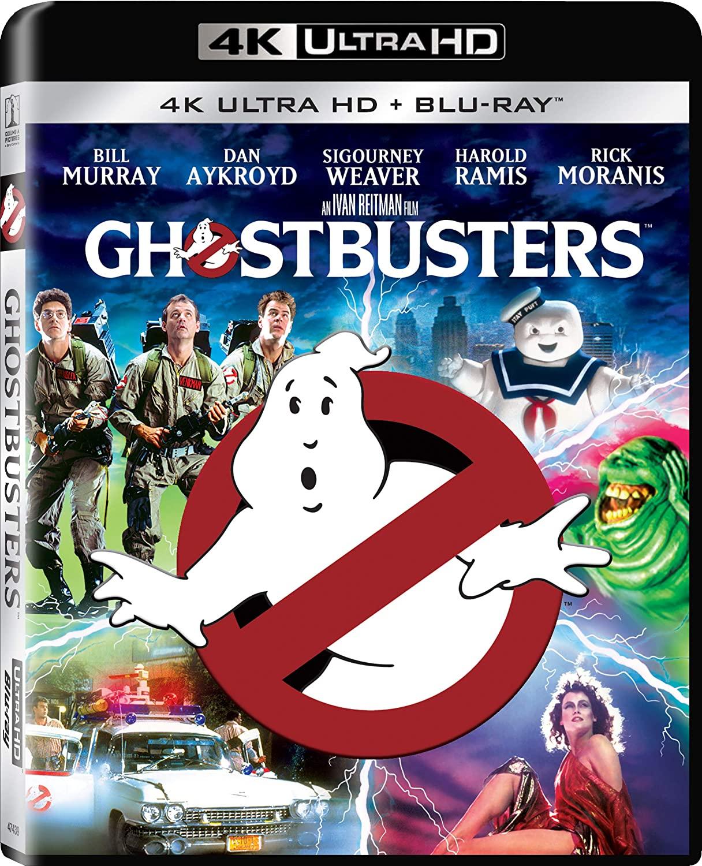 Ghostbusters (1984) 4K Ultra HD + Blu-ray $12.99 - Amazon / Walmart