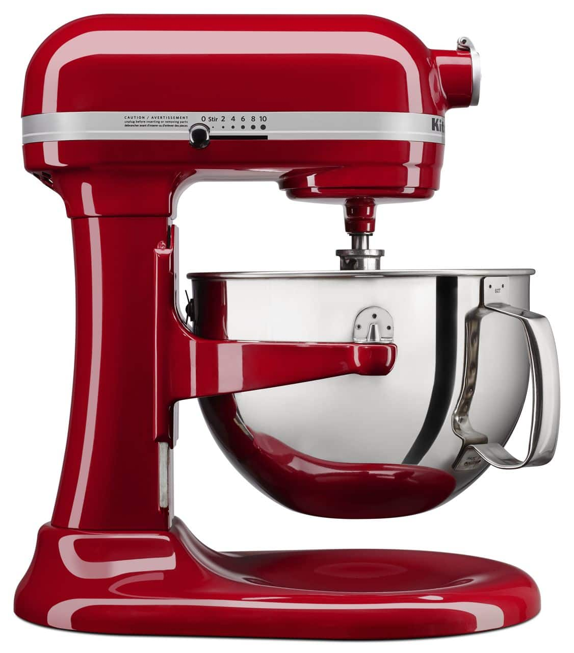 NEW KitchenAid® 6 Quart Bowl-Lift Stand Mixer KL26M1X, via KitchenAid on eBay $250+FS