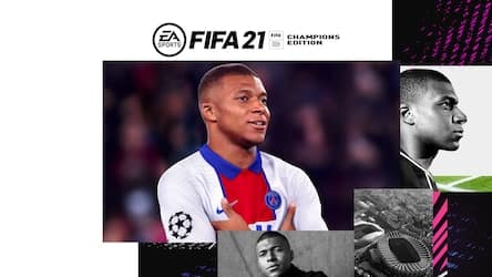 FIFA 21 Champions Edition PS4™ & PS5™ available for $19.99