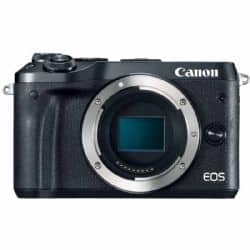 abe's of Maine: Canon EOS M6 24 Megapixel Mirrorless Digital Body only $575