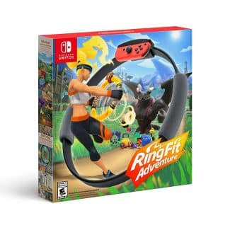 Ring Fit Adventure - Nintendo Switch $79.99 -Target.com