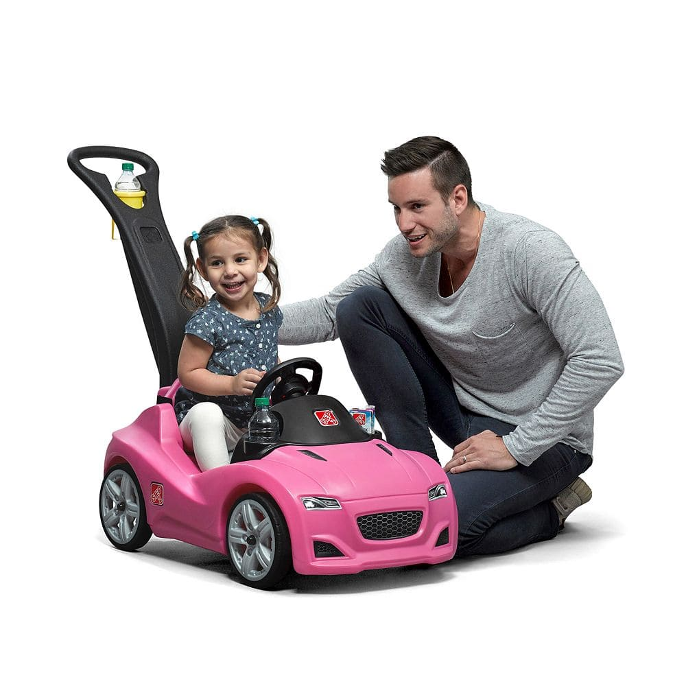 PINK Step2 Whisper Ride Cruiser $25.19+tax  w/free shipping *kohls card needed*