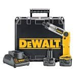 DEWALT DW920K-2 1/4-Inch 7.2-Volt Cordless Two-Position Screwdriver Kit with 2 Batteries now $35.99 on Amazon