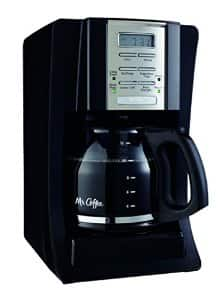 Mr. Coffee SJX23 12-Cup Programmable Coffeemaker now $13.60 on Amazon
