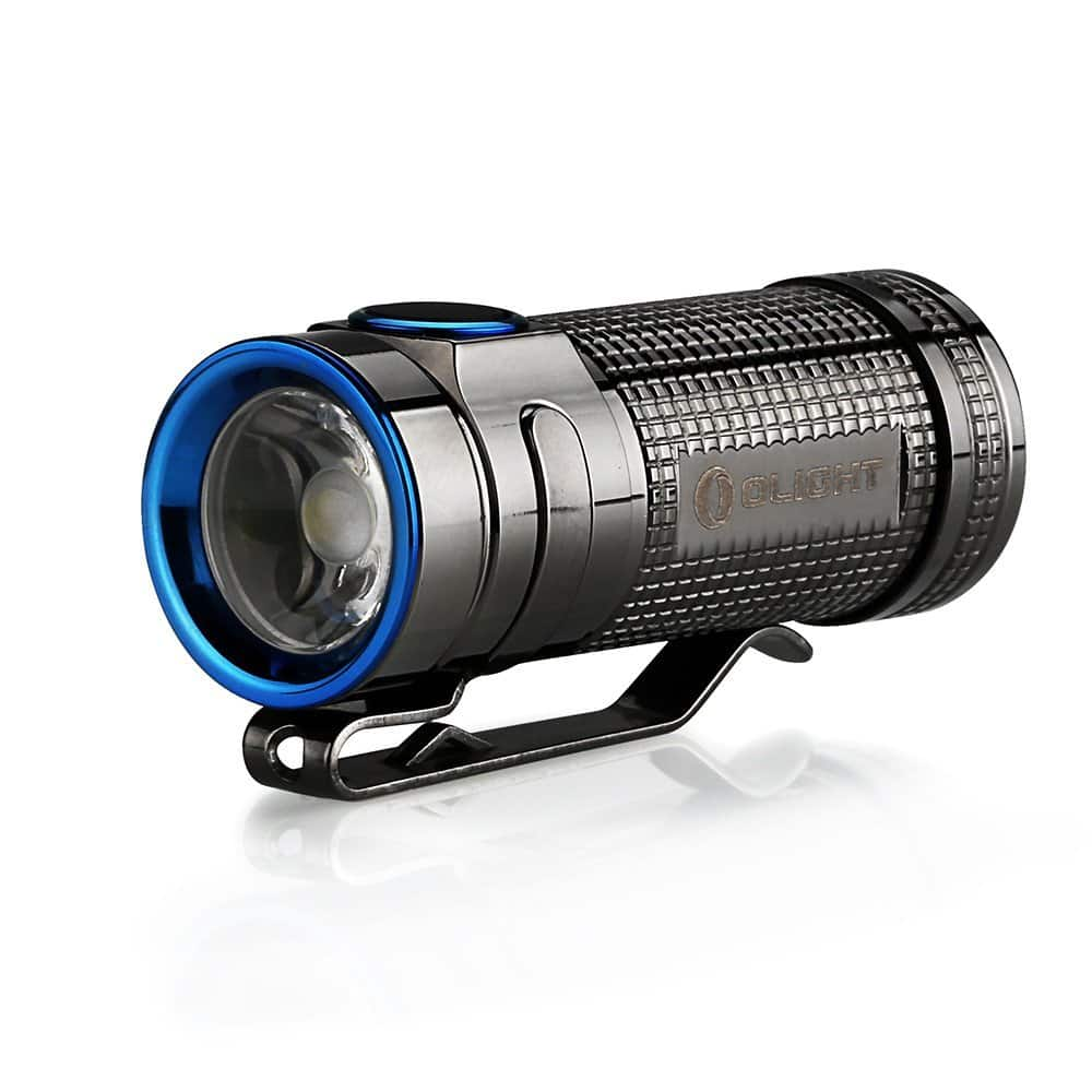Olight S MINI Baton 550 Lumen Flashlight - $38.73, S1R 900 Luman Rechargeable $35.72 Olightstore.com