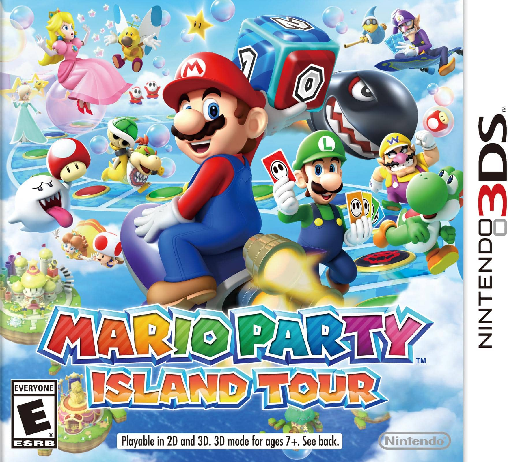 Buy two select Nintendo 3DS titles = $40 + $20 SYW points