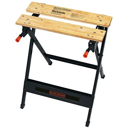 Black+Decker Workmate Portable Folding Workbench (350-Lb Capacity) $27.11