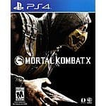 Mortal Kombat X PS4 and Xbox One $49.99 at Best Buy - $39.99 for GCU (Gamers Club Unlocked) members
