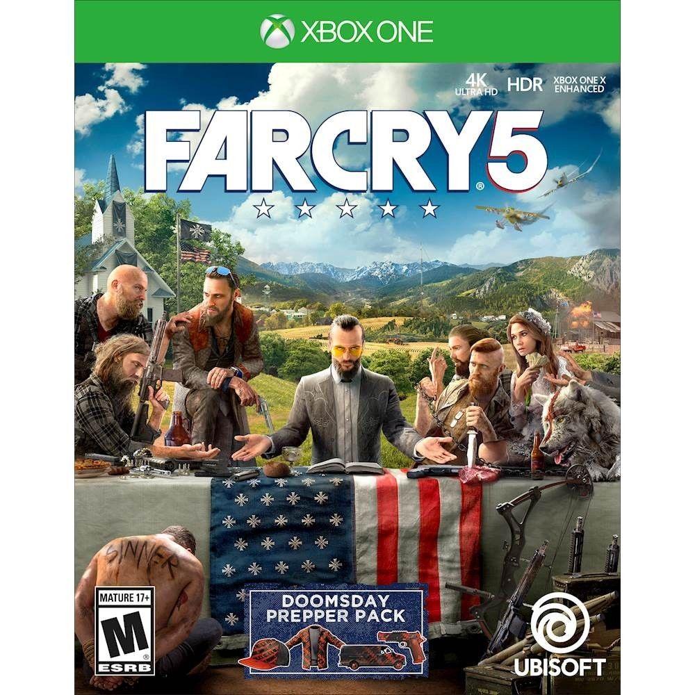 Far Cry 5 - Xbox One - PS4 - $39.95 - eBay