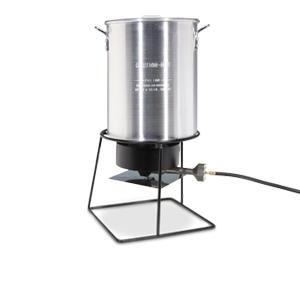 King Kooker - portable outdoor propane cooker. Walmart YMMV - $17.00