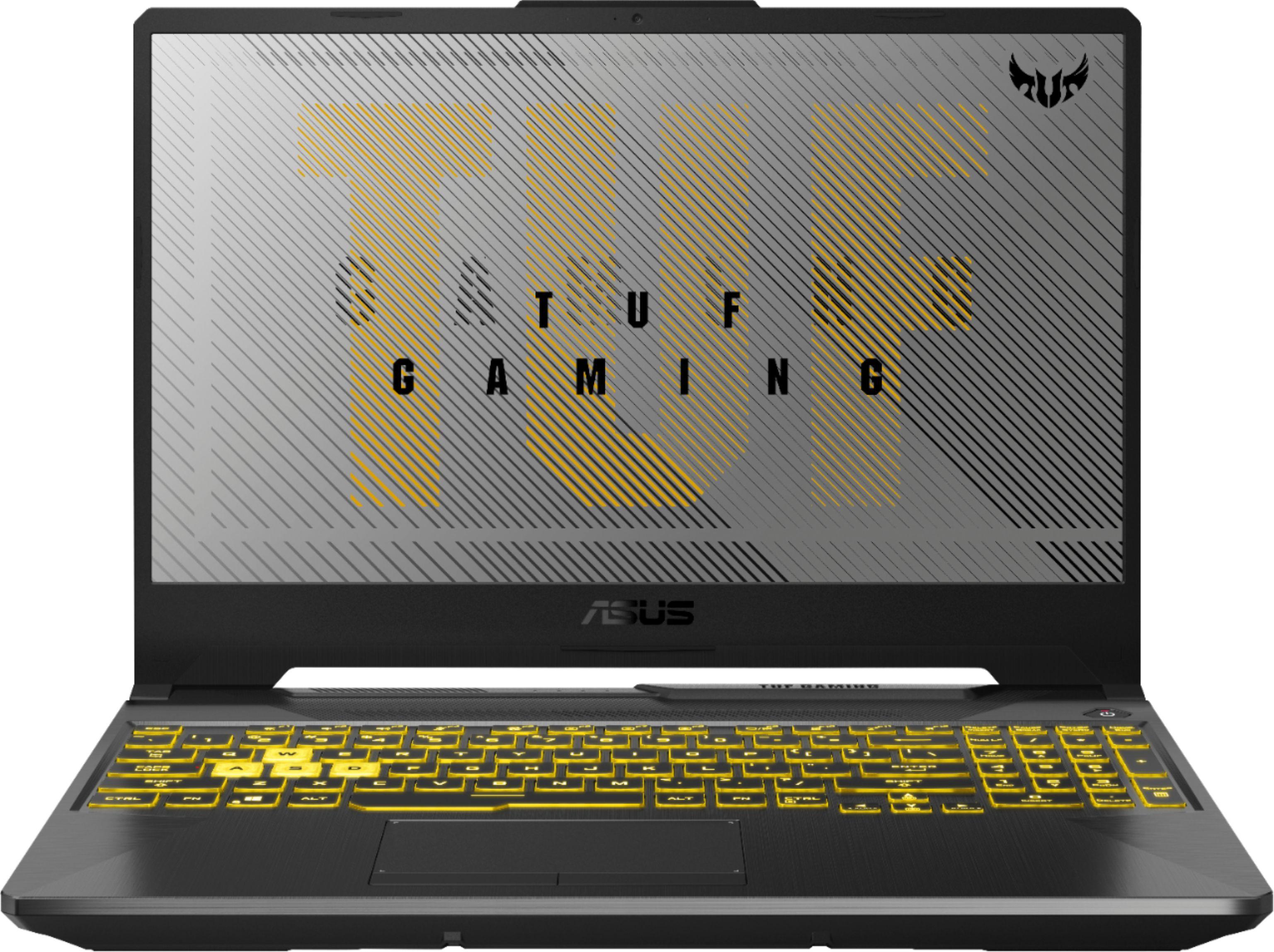 """ASUS TUF Gaming A15 Gaming Laptop, 15.6"""" Ryzen 7 4800H RTX 2060 512GB SSD 8GB Ram $899.99"""