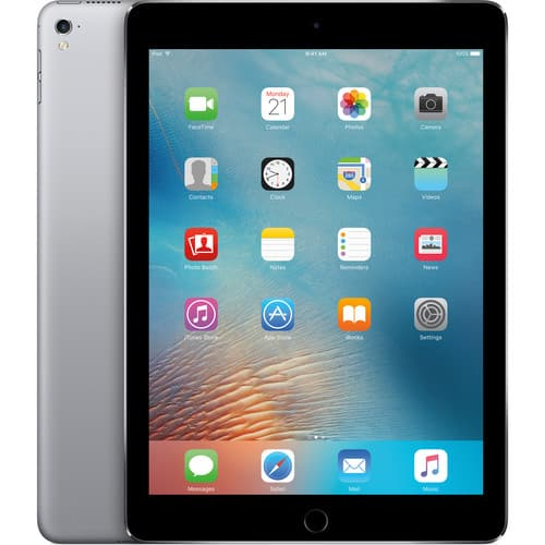 "Apple 9.7"" iPad Pro (32GB, Wi-Fi Only, Space Gray) for $549 at B&H, no tax outside NY"