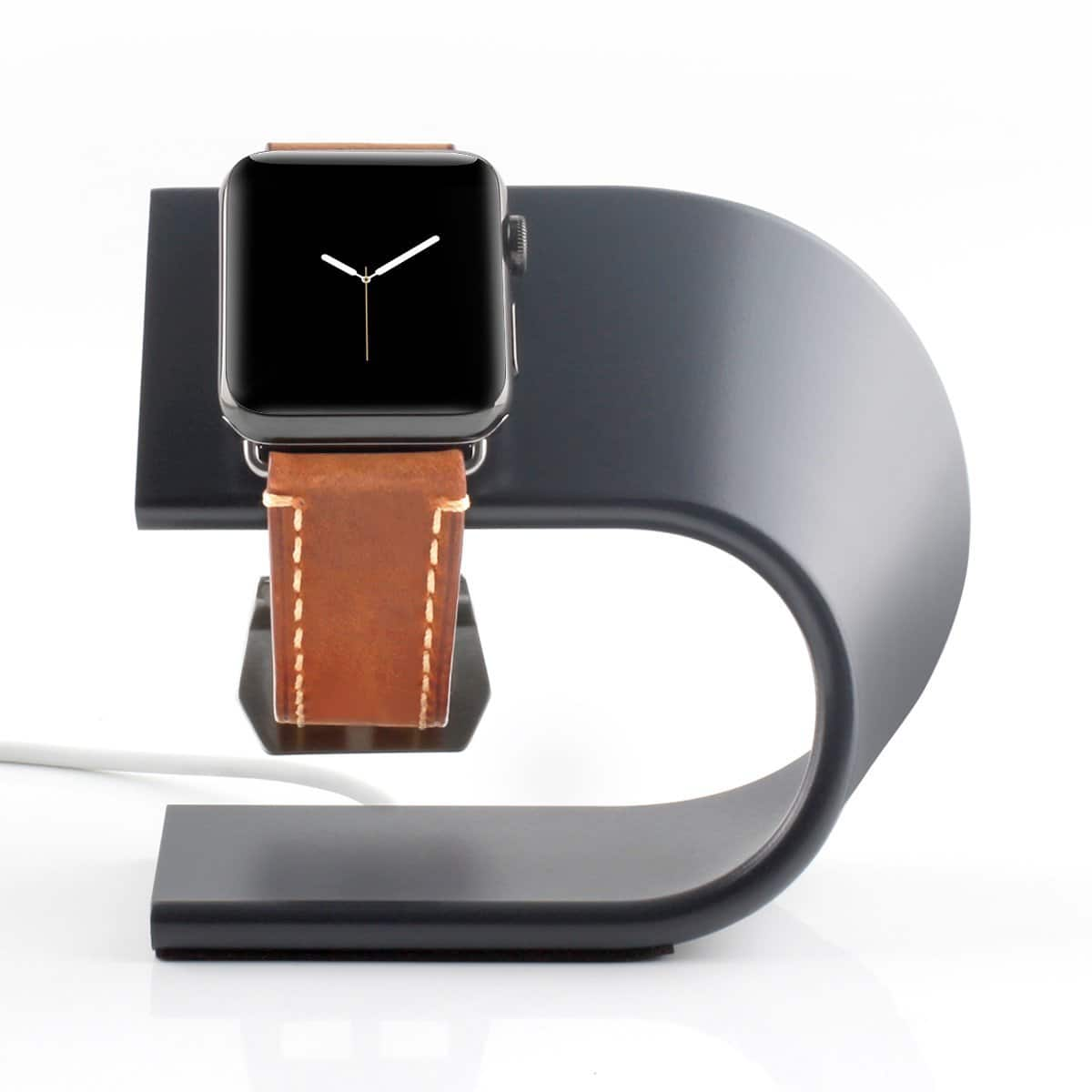 Apple Watch Band and Aluminum Apple Watch Stand for Apple Watch from $6.18+Free Shipping