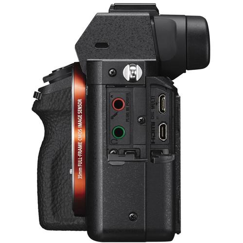 Sony a7ii Mirrorless Digital Camera Body $898