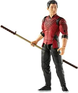 Marvel Hasbro Legends Series Shang-Chi 6-inch Action Figure $10.98