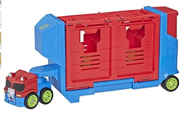 Playskool Heroes Transformers Rescue Bots Academy Flipracer Trailer $5.50 Free Shipping w/ Prime
