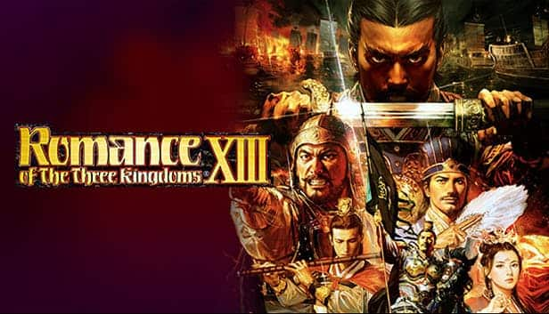 Romance of the three Kingdoms XIII for Windows $23.99 from Humble Bundle for Steam