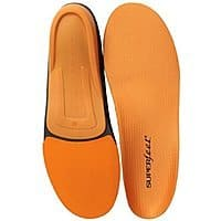 Superfeet Orange Insoles - Some sizes 31$   - Amazon