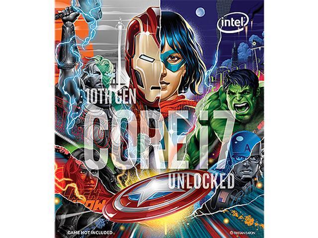 Intel Core i7-10700KA (same as the 10700K) 8-Core Desktop Processor for $249.99