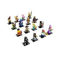 Toys R Us Deal: LEGO Minifigures 2 for $5 at Toys R Us B&M and online (limit 2 per order online) good until Saturday 04/04/2015