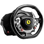 Xbox One: Thrustmaster TX Racing Wheel Ferrari 458 Italia Edition  $279 - Microcenter