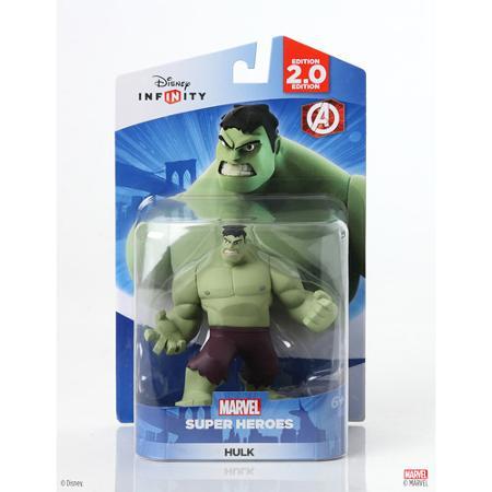 Four Disney Infinity 2.0 Edition: Marvel Super Heroes (Hulk, Thor, Captain America, Hawkeye) $9 each @Walmart.com YMMV $9 PM- $5 GC (for each figure) = $4 each