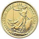 Gold Coin Below Spot  -  2015 Great Britain Gold - YMMV (Need 3X Ebay bucks offer)