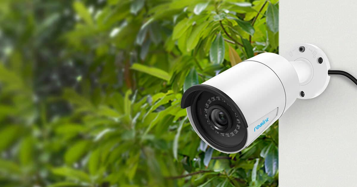 Reolink 5MP PoE IP Camera - RLC-410 YMMW