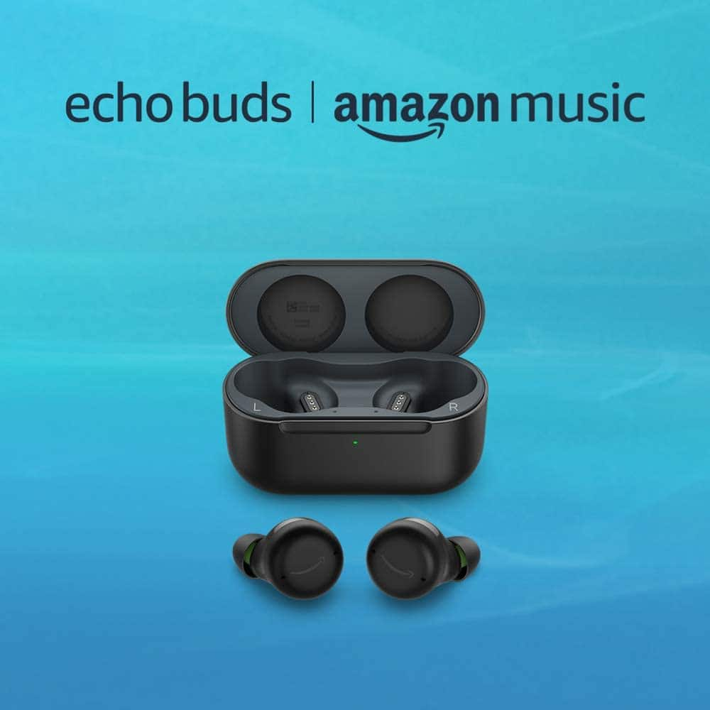 Amazon Echo Wireless Earbuds (2nd Gen) $79.99 (Wired) or $99.99 (Wireless)