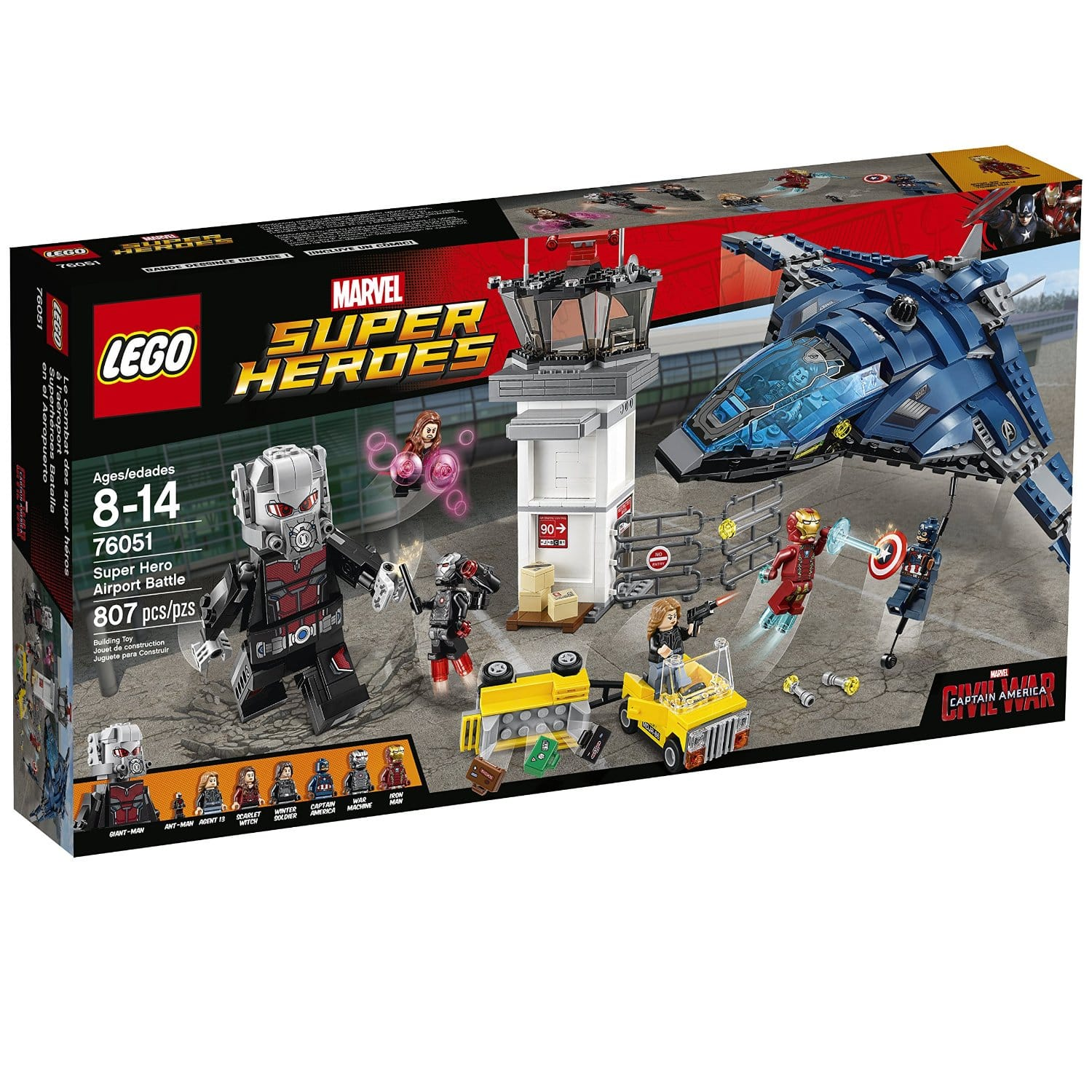 [Amazon] Lego Marvel Super Heroes sets discounted ~ 20%
