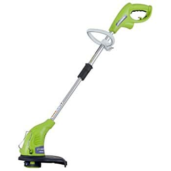 GreenWorks 21212 4Amp 13-Inch Corded String Trimmer for $23.58 @amazon