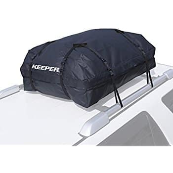 Keeper 07204 Black Premium Waterproof Cargo Bag (15 Cubic Feet) for $46.79 AC at Amazon