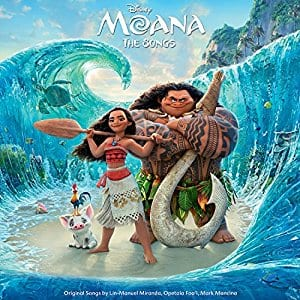 "Moana Soundtrack Vinyl LP (12"" album, 33 rpm) for $10.83 or less @ amazon"