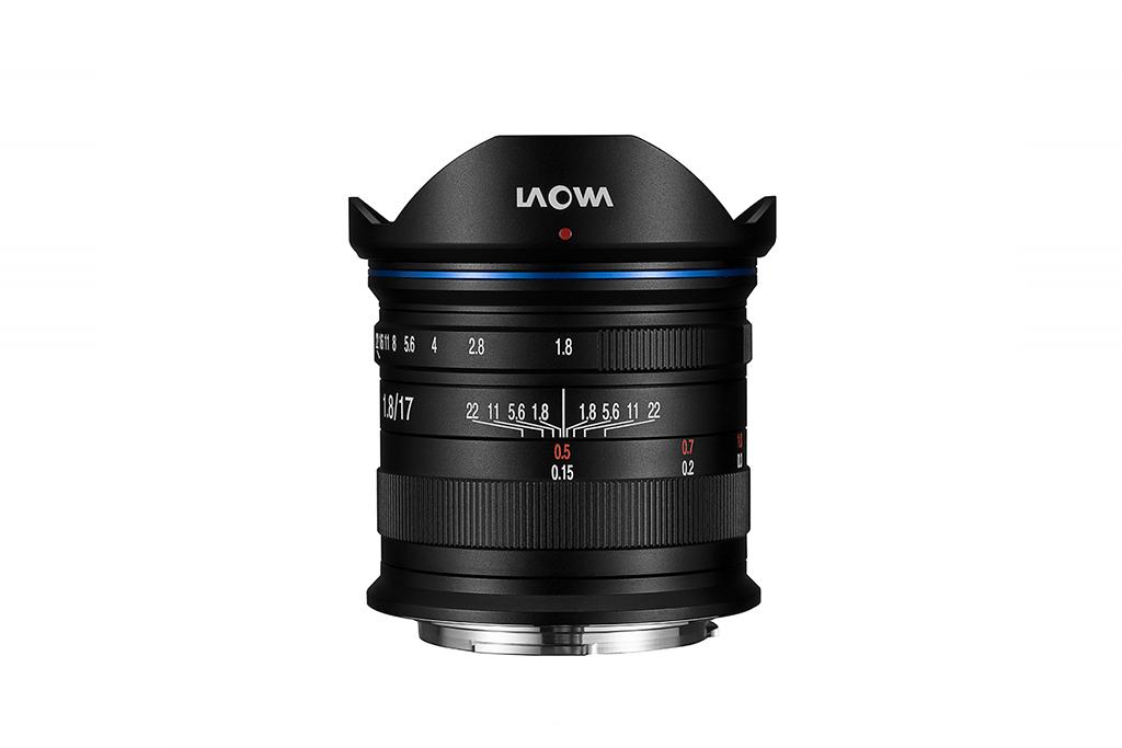 Laowa 17mm f1.8 MFT Wide Angle Lens $149