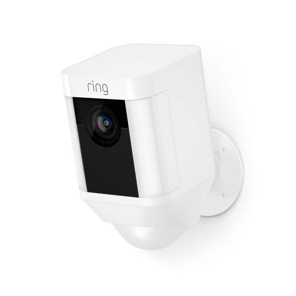 Ring Spotlight Cam Battery + Wired  - $150