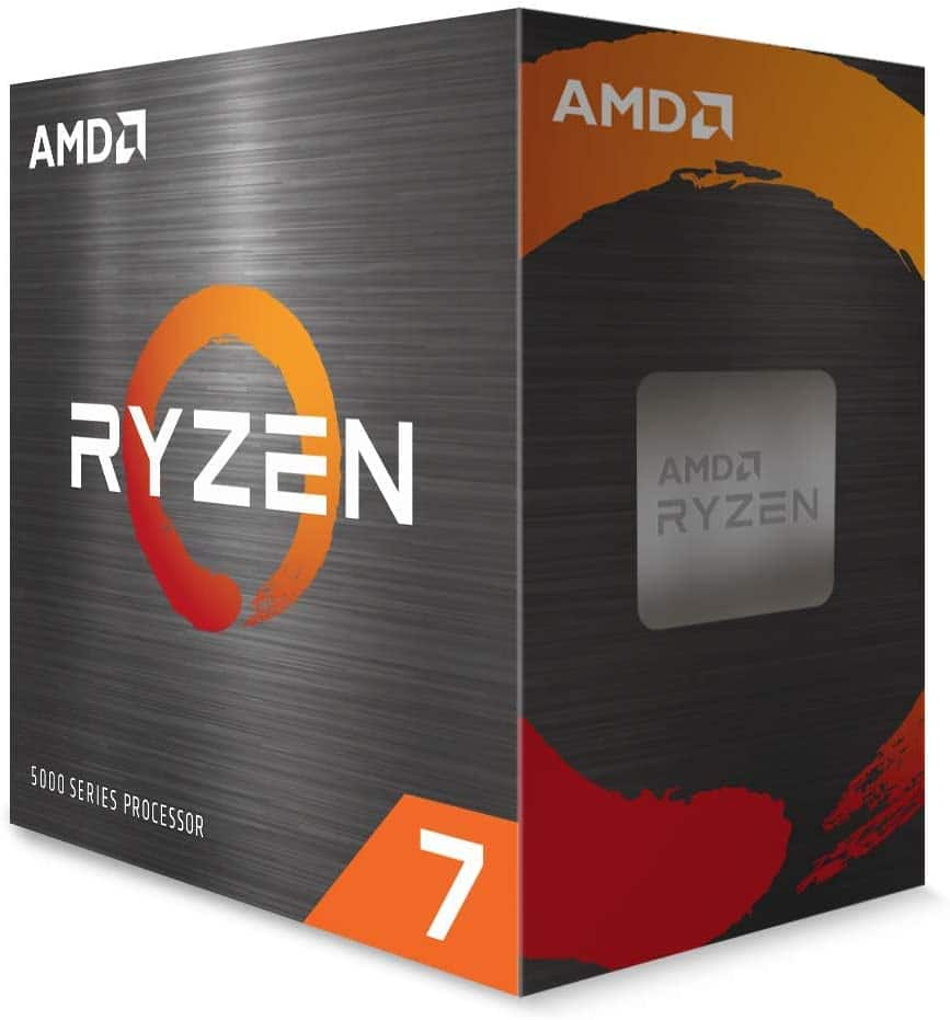 AMD Ryzen 7 5800X 8-core, 16-Thread Preorder Available $449