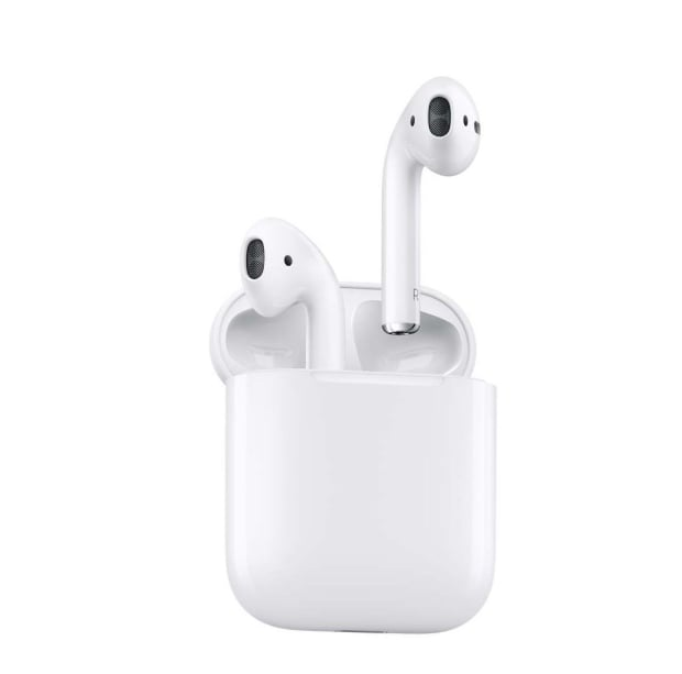 Save $15 on Apple AirPods Wireless Headphones with Wireless Charging Case - Latest Model $164.99