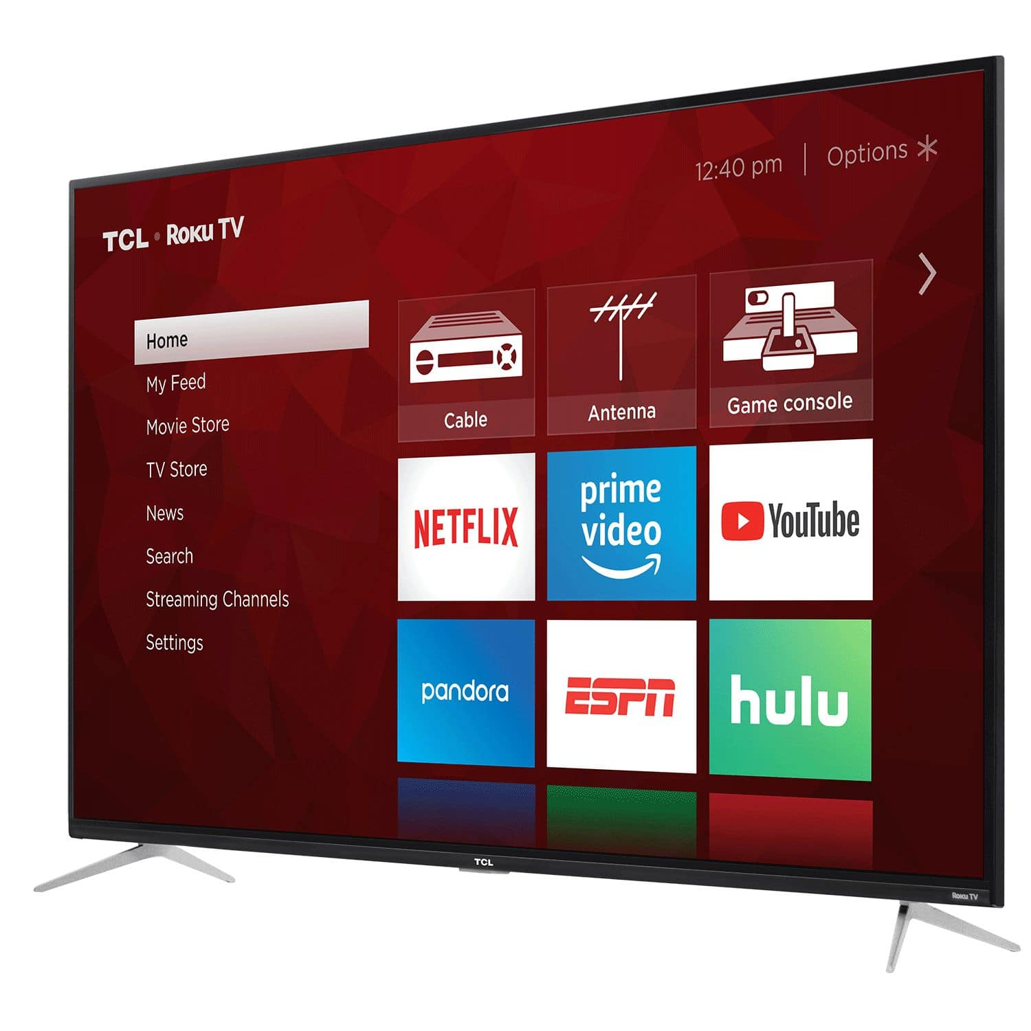 "Save 37% TCL 65"" 4 Series HDR 4K UHD Smart TV - 65S423 $429.98"