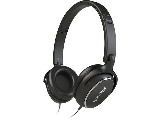 SAVE 64% Klipsch R6 On-ear Headphones - Black $35.98