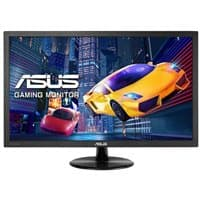 "ASUS VP247QG 23.6"" Full HD 75Hz VGA HDMI DP FreeSync LED Monitor 1MS Response Time $129.98"