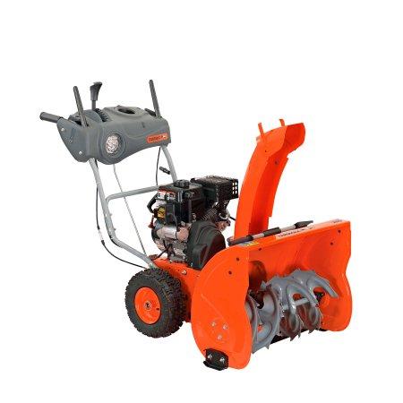 "YARDMAX YB6770 26"" 2-Stage Snow Blower, LCT Engine $419.99"
