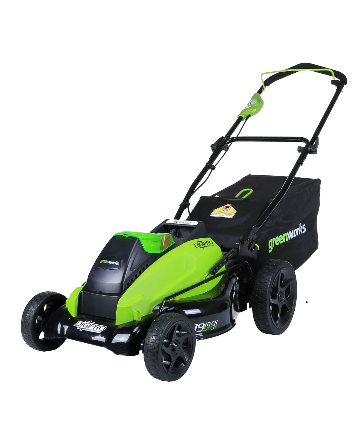 Greenworks-2501302-40V-G-MAX-Cordless-Lithium-Ion-19-in-3-in-1-Lawn-Mower-Bare-Tool 175.99$ Walmart