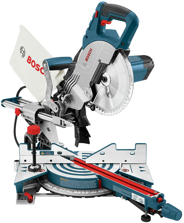 Bosch CM8S 8-1/2 Inch Single Bevel Sliding Compound Miter Saw - Power Miter Saws - Amazon.com $348.50