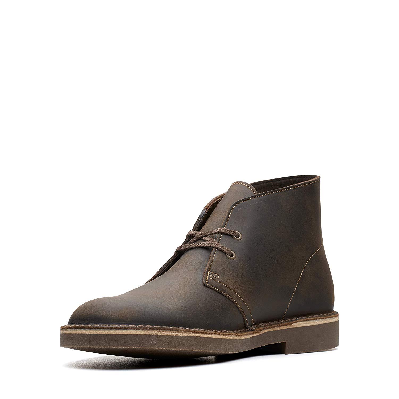 05b7b3ead7b Clarks Men's Bushacre 2 Chukka Boots (Beeswax) - Slickdeals.net