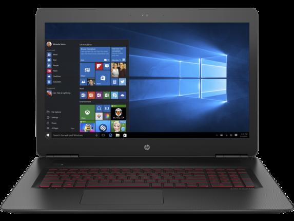 "Omen Gaming Laptop: 17.3"" 4K, i7-6700HQ, GTX 1070, 16GB DDR4, 512GB SSD for $1,460"