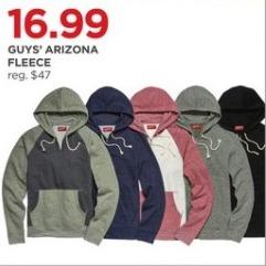 JCPenney Black Friday: Arizona Guys' Fleece for $16.99