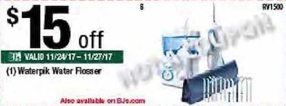 BJs Wholesale Black Friday: Waterpik Water Flosser - $15 Off