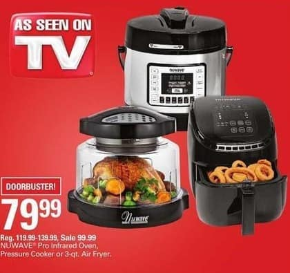 Shopko Black Friday: NuWave 6-qt Pressure Cooker for $79.99