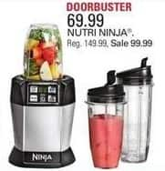 Shopko Black Friday: Nutri Ninja BL481 Auto IQ Blender for $69.99