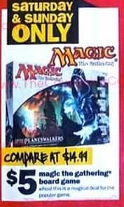 Five Below Black Friday: Magic the Gathering Arena of the Planeswalkers for $5.00